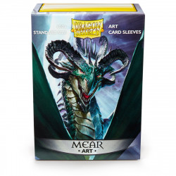 Dragon Shield - Art 100 Sleeves - Mear