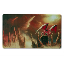 Dragon Shield - Limited Edition Playmat - 'Rubis' Incoming