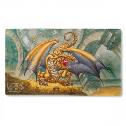 Dragon Shield - Limited Edition Playmat - King 'Gygex' the Golden Terror