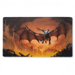Dragon Shield - Limited Edition Playmat - 'Draco Primus' Unhinged