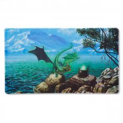 Dragon Shield - Limited Edition Playmat - 'Bayaga' the Familiar