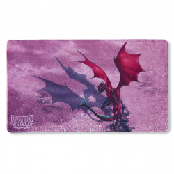 Dragon Shield - Limited Edition Playmat - 'Fuchsin' the Stone chained