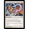 Cercle de protection : artefacts