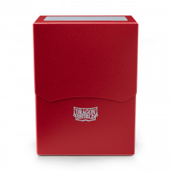 Dragon Shield - Deck Shell - Red
