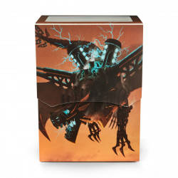 Dragon Shield - Limited Edition Deck Shell - Copper 'Draco Primus'