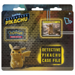 Pokemon - Detective Pikachu - Case File