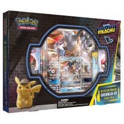 Pokemon - Detective Pikachu - Greninja-GX Case File