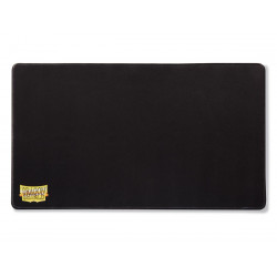 Dragon Shield - Staple Playmat - Plain Black