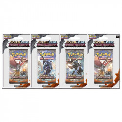 Pokemon - SM3 Burning Shadows - Blister Booster Display (36 Boosters)