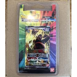 Dragon Ball Super - Boîte de Boosters sous Blister Série 3 - Les Mondes Croisés