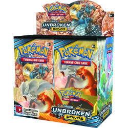 Pokemon - SM10 Unbroken Bonds - Booster Display (36 Boosters)