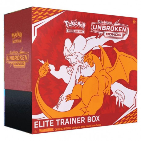 Pokemon - SM10 Unbroken Bonds - Elite Trainer Box