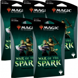 War of the Spark - Theme Booster Set (5x Theme Booster)
