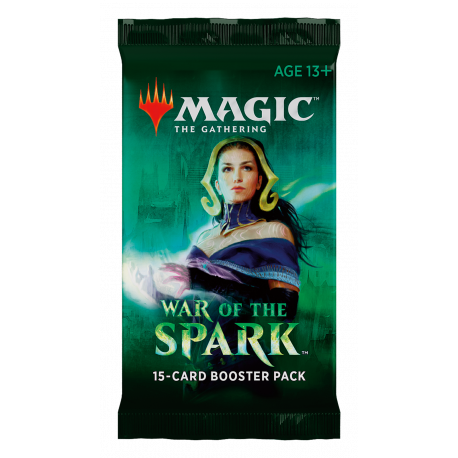 War of the Spark - Booster Pack