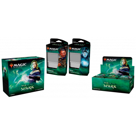 War of the Spark - Complete Pack