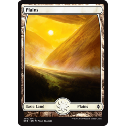 Plaine (250) - Full Art