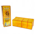 Dragon Shield - Four Compartment Boxes - Yellow