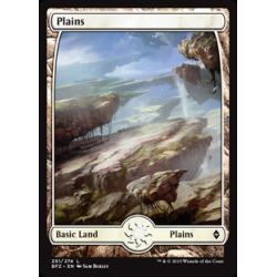 Plaine (251) - Full Art