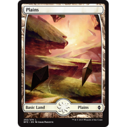 Plains (252) - Full Art