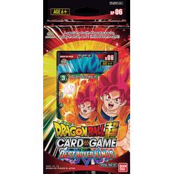Dragon Ball Super - Set Pack Spécial Série 6 - Destroyer Kings
