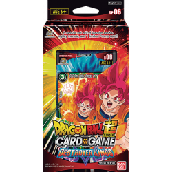 Dragon Ball Super - Special Pack Set Series 6 - Destroyer Kings
