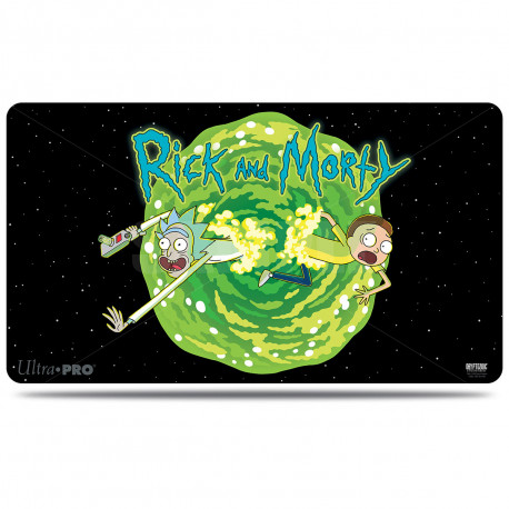 Ultra Pro - Rick and Morty Playmat - Interdimensional Portal
