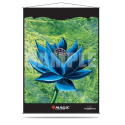 Ultra Pro - Wall Scroll - Black Lotus