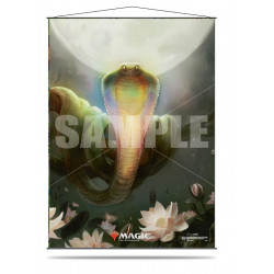 Ultra Pro - Wall Scroll - Lotus Cobra