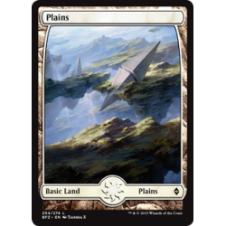 Plaine (254) - Full Art