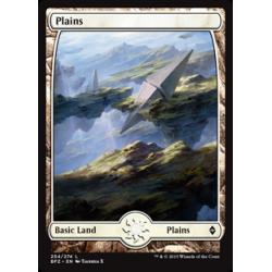 Plains (254) - Full Art