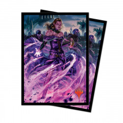 Ultra Pro - War of the Spark 100 Sleeves - Liliana, Dreadhorde General