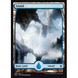 Island (256) - Full Art