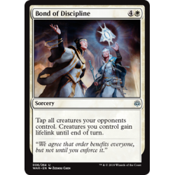 Bond of Discipline