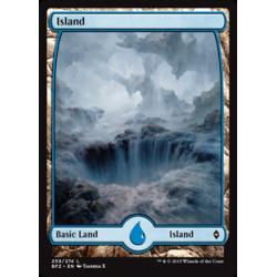 Insel (259) - Full Art