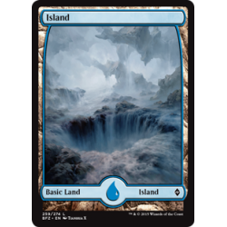 Island (259) - Full Art