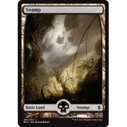 Swamp (261) - Full Art