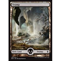 Swamp (262) - Full Art