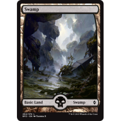 Swamp (264) - Full Art