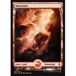 Montagne (265) - Full Art