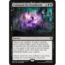 Command the Dreadhorde