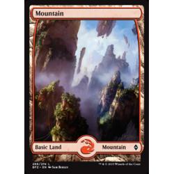 Montagne (266) - Full Art