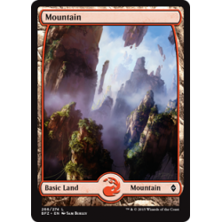 Mountain (266) - Full Art
