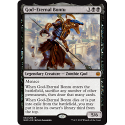 God-Eternal Bontu