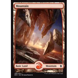 Mountain (268) - Full Art