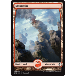Montagne (269) - Full Art