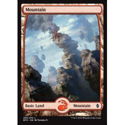 Mountain (269) - Full Art