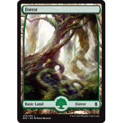 Forêt (270) - Full Art