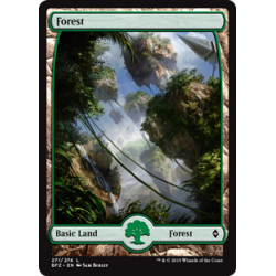 Forest (271) - Full Art