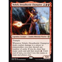 Neheb, Dreadhorde Champion