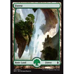 Forest (272) - Full Art
